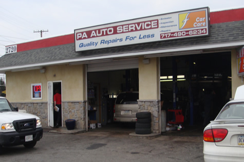 Wayne is owner of PA Auto Service